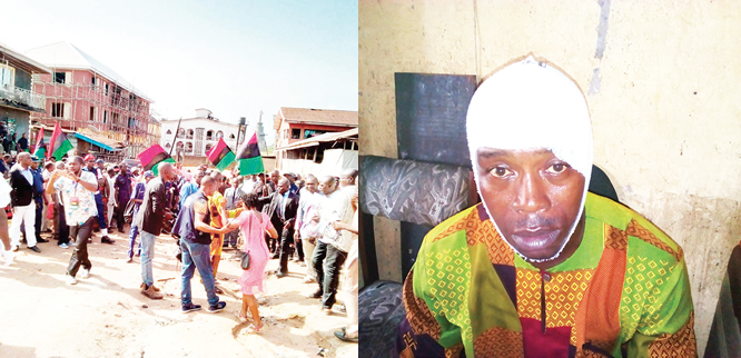 Biafra Day: Five killed, about 500 arrested