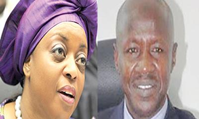 $45m, N3.38bn loot: FG's gain, Diezani's loss