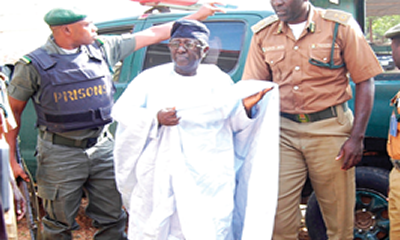 Court grants Jang bail with N100m surety