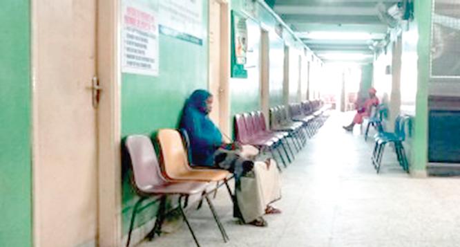 Strike: Doctors, health workers at war over welfare