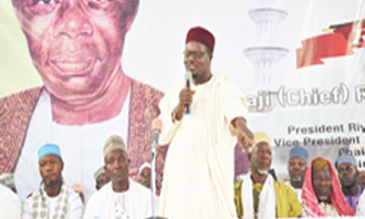 Ramadan: 'Why Buhari, govs must declare emergency in prison sector
