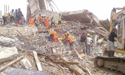 Unending collapsed building trials