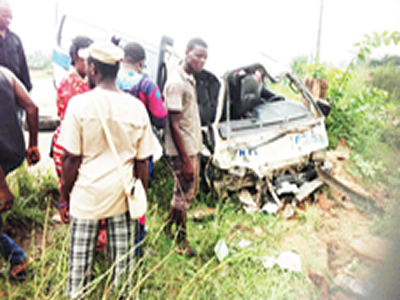 One injured in Abia accident