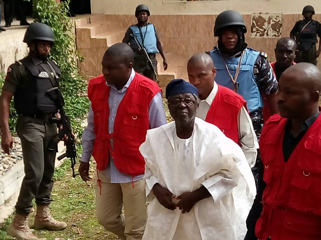 ICPC withdraws charges against Senator Jang