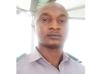 Six weeks after, Customs officer still missing
