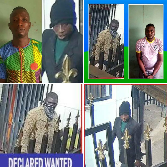 Image result for Police Capture Notorious Offa Armed Robbers Who Killed Many People In Kwara