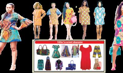 Ankara shift dress wardrobe must-haves