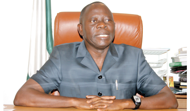 Oshiomhole: My supporters know what I stand for