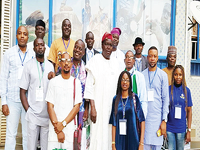 Runsewe lauds tourism writers, pledges to move WCC headquarters to Abuja