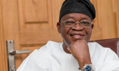 Oyetola's medical mission treats 26,000 residents