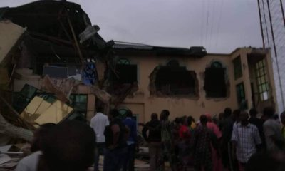 Oyo Govt denies knowledge of demolition of Ayefele's Radio House
