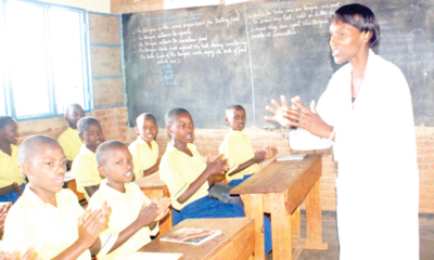 Lagos moves to tackle teachers' shortage