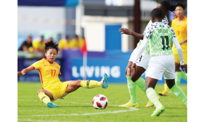 France 2018: Falconets battle Spain for s'final ticket