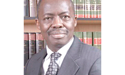 Adejuyigbe: DSS' invasion of NASS vitiates rule of law