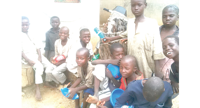 Almajiris: A tough life without parents