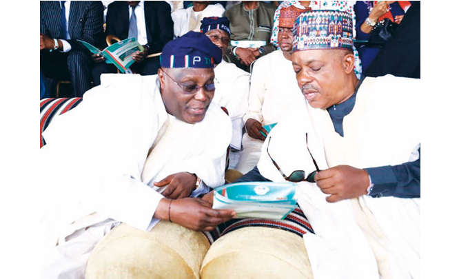 Atiku: Many hurdles to cross for PDP's ticket