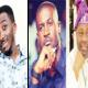 Bovi, Peter Okoye, Dele Momodu others motivate youths at Sujimoto's 1-day Intership