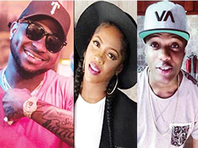 Wizkid, Davido, Tiwa Savage lock horns for AFRIMA 2018 prizes