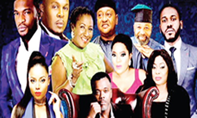 Patience Ozonkwor, Jide Kosoko, Wale Ojo, others star in Don't' Get Mad Get Even