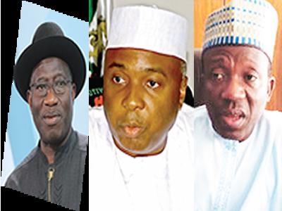 How Jonathan sealed Kwara deal for Saraki