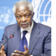 Jonathan, Obasanjo Atiku, Saraki, Kalu, others pay tribute to Kofi Annan
