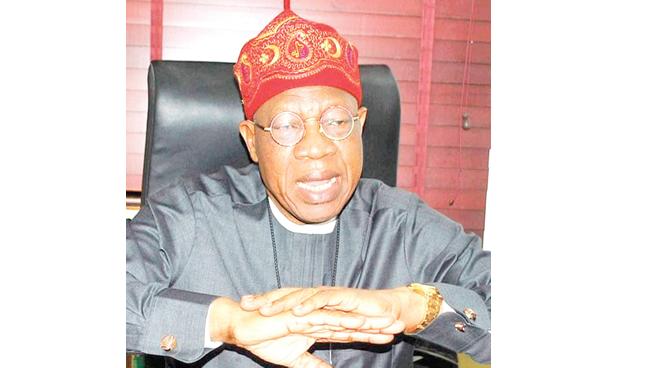 Defectors strangled Buhari's govt  for too long –Lai Mohammed