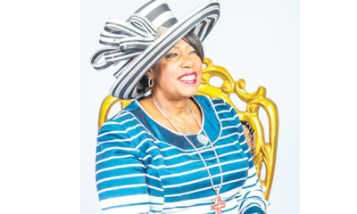 All for Margret Idahosa as she celebrates 75th birthday