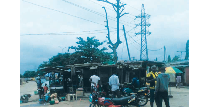 LG officials' greed puts traders, residents' lives in danger