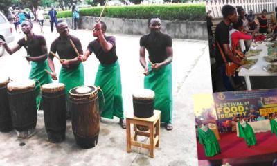 OAU food, identity festival ends in style