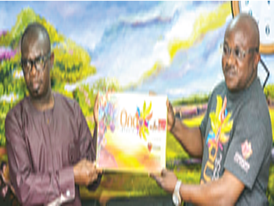 Ondo, gallery collaborate on art festival