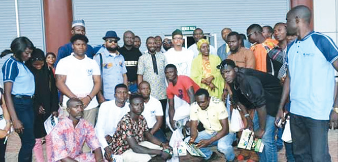 Creating spaces for youth empowerment