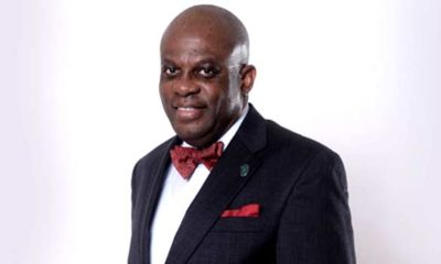 NBA Elects Paul Usoro As New President