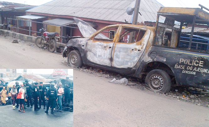 Five-hour mayhem: Ajegunle residents sleep in fear