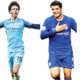 Community Shield: Sane, Morata LEAD GOA LS CHARGE
