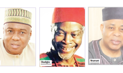 Of Saraki, Senate and posterity Printed