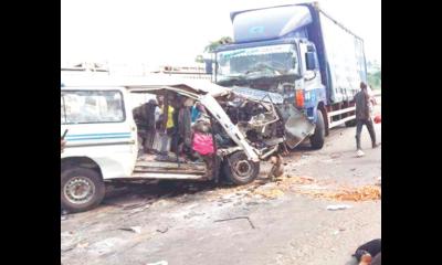 19 corps members injured in Ogun auto crash