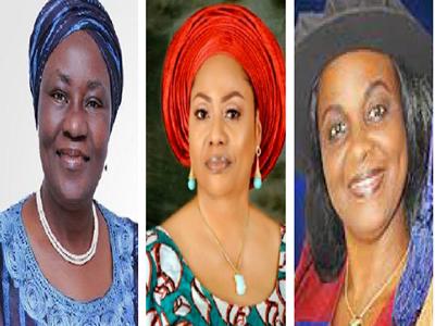 2019: The women after Buhari's job
