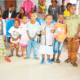 Eight women steal day-old babies, nine children