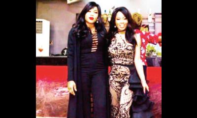 Toyin Lawani bashes troll accusing her of taking Nina to Dubai to see a 'big god'
