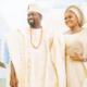 Tunde Folawiyo plays host to high society on sister's wedding