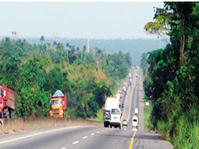 Nigeria's most dangerous road
