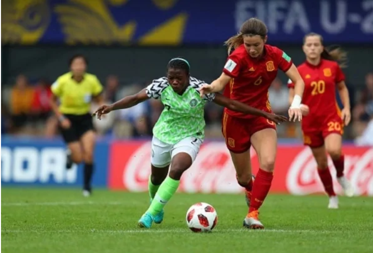 Falconets crash out of FIFA U-20 World Cup after losing 2-1 to Spain
