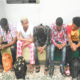 Six 'homosexuals' arrested in Abia hotel room