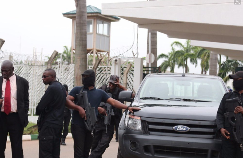 NASS Siege: IGP Writes Osinbajo, Recommends Search Of Daura's House