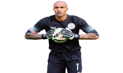 Being called 'ex-footballer' yet to sink in –Carl Ikeme