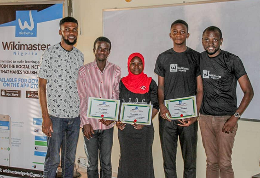 WikiMaster kicks off its Global Quiz-a-Thon Challenge in Nigeria