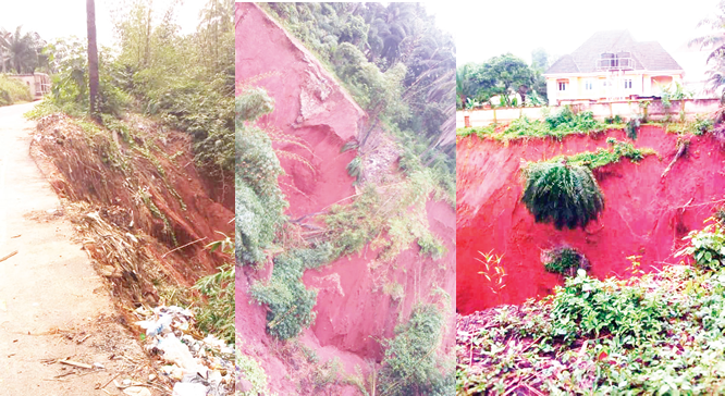 Anambra communities cry out: Erosion threatening our lives