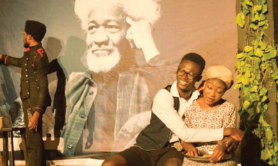 Day Soyinka in the eye of Shakespeare went on stage