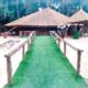 AMOSAN MUD CHALET: La Campagne Tropicana Beach Resort's nature gift