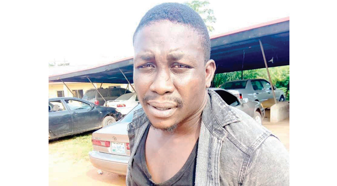 We give 'Area Mama' N5,000 after every robbery operation –Suspect